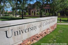 Welcome to the University of Colorado Boulder #CUBoulder #GoBuffs