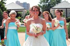 Frugally-Fashionable Style for the Wedding Party