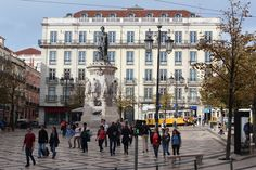 My favourite city, Lisbon. (A. Carman)