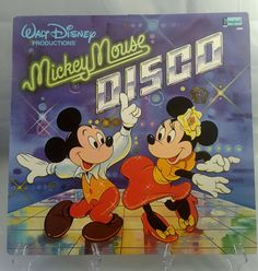 Track 7 Watch Out for Goofy from the 1979 Disney release, Mickey Mouse Disco. Goes to show, when you're at the disco or club, you better watch out! My Childhood Memories, Childhood Toys, Sweet Memories, Nostalgia, Walt Disney Mickey Mouse, Minnie Mouse, Old Toys, Various Artists, I Love Music