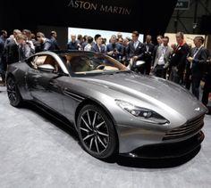 Aston Martin video analysis: full tech details, prices and exclusive pics Aston Martin Db11, Geneva Motor Show, Twin Turbo, Tech, Technology