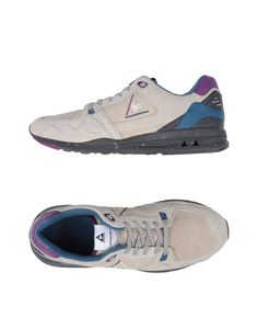 4eac16d84e10a9 Le Coq Sportif Lcs R 1000 Outdoor - Men Sneakers on YOOX. The best online  selection of Sneakers Le Coq Sportif. YOOX exclusive items of Italian and  ...