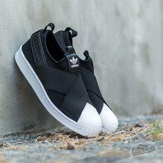 adidas Superstar Slip On W Black/ Ftw White - Footshop