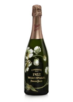 Perrier Jouet Belle Epoque Vintage Collection from my birth year 1982.