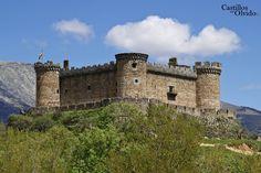 Castillo de Mombeltrán · Castillos del Olvido On by Pedro Mª Vargas Arévalo