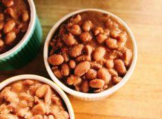 Instantpot Mini Pinto beans. 8 oz dry beans, 2 hours soak, drain & add fresh water to max line, porridge setting 15 minutes.