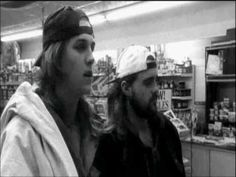 Clerks-Jay and Silent Bob talk to Dante