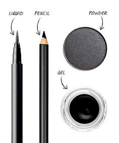 Lesson No. 7: Stop applying eyeliner the wrong way