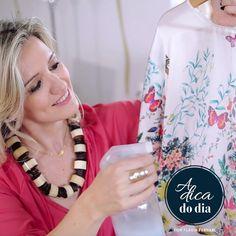 Lavar a seco blusas e camisas? Parece algo complicado? Sabe aquela blusa ou camisa que você usou por pouco tempo e que não pode ser considerada nemuma peça de roupa suja muito menos uma peça de ro…