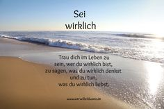 Impulse - Inspirationen - Zitate - Geschichten - Empfehlungen; Selbstbestimmt und bewusst leben; sich selbst erkennen. Sad Quotes, Quotes To Live By, Write Your Own Story, Tips To Be Happy, Live Your Life, Its A Wonderful Life, Inspirational Thoughts, Better Life, Real Talk