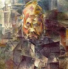 Picasso, Portrait of Ambroise Vollard, 1910 Cubist Movement, Picasso Paintings, Spanish Painters, Post Impressionism, Art Institute Of Chicago, Museum Of Modern Art, Pablo Picasso, Book Photography, Matisse