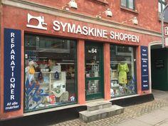 Symaskine Shoppen Roskilde