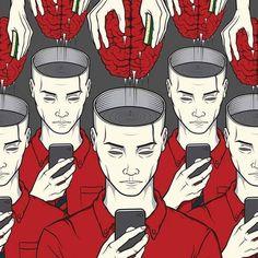 Infelizmente algumas pessoas simplesmente não pensam são apenas manipuladas. .  @ipde.ch - Instituto para Desempenho e Expansão da Consciência Humana Inspiração diária Evolução humana Expansão da consciência Visão psicodélica ----------- . . . #expansão #consciência #humana #psychedelics #mente #nature #pessoas #revolução #psicodélico #sabedoria #refletindo #liberdade #psy #pensamentos #frasedodia #mudança #instarung #pensenisso #lsd #mdma #bestoftheday #life #pensamentododia #poesia…
