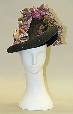 Hat  1886  The Metropolitan Museum of Art