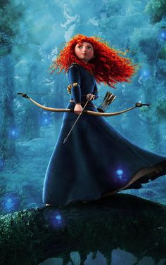 Princess Merida is the main character in an anime film that plays pixar and a leading role also in other anime films in 2012 Cartoon Wallpaper, Brave Wallpaper, Cute Disney Wallpaper, Tumblr Wallpaper, Mobile Wallpaper, Disney Princess Merida, Disney Princess Pictures, Disney Princess Movies, Disney Characters