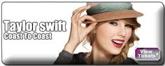 Buy Taylor Swift Tickets from Coast To Coast Tickets at discounted prices. You can select the show from the Taylor Swift schedule present at their website.