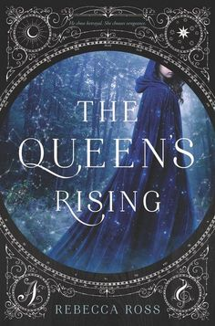 The Queen's Rising by Rebecca Ross - Released February 06, 2018 #fantasy #highfantasy #youngadult