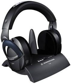 Sennheiser RS40 HiFi Wireless Supra-Aural Headphone (Discontinued by Manufacturer)