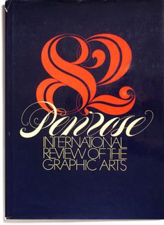Penrose 82 - International review of the graphic arts