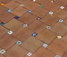 interesting floor design