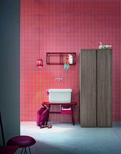 ACQUA e SAPONE | Birex #Muebles para #lavanderías y áreas de #servicio. Se ofrecen para múltiples funciones de #contenedores, #pilas , planchado y tendido de ropa. En varios acabados a escoger. Guardan del polvo, de la humedad y de la luz, electrodomésticos, herramientas, ropa, detergentes etc. Ayudan a ordenar, esconder y organizar. Encuentralo en Pasión D Casa Costa Rica https://www.facebook.com/pasionDcasa