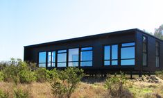 OWA | RL1+ - Opt for Wood Architecture | prefabricated kit houses, Chile