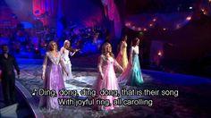 Celtic Woman - Carol Of The Bells (w/ lyrics)