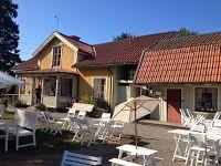 LEARNING TO FLY: Café Hembygdsgården