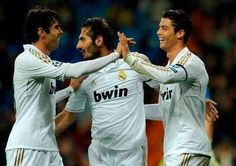 Cristiano and his friends