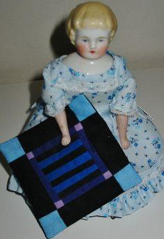 mini Amish quilt