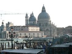 When I think of Venice, I think of this view. Venice, Italy