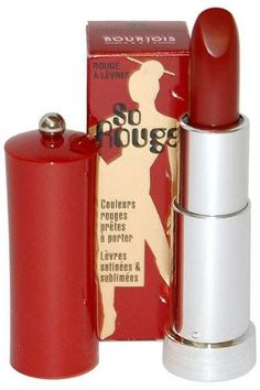 Bourjois So Rouge Lipstick - 34 Rouge Dress Code >>> This is an Amazon Affiliate link. Check this awesome product by going to the link at the image.