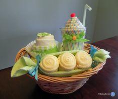 BabyBinkz Gift Basket  Unique Baby Shower Gift or by BabyBinkz, $39.75