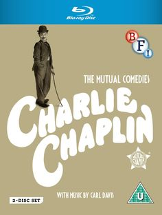 Charlie Chaplin The Mutual Films Collection:  Floorwalker, The Fireman, The Vagabond, One AM, The Count, The Pawnshop, Behind the Screen, The Rink, Easy Street, The Cure, The Immigrant, The Adventurer. Plus Newsreel shorts: Chaplin Signs the Mutual Contract (1916, 30 secs); Charlie on the Ocean (1921, 5 mins) - Blu-Ray (BFI Ltd. Region B) Release Date: May 18, 2015 (Amazon U.K.)