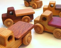 Items similar to Handcrafted Wooden Tractor on Etsy