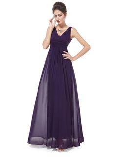 2016 Elegant Black Deep V-neck Maxi Woman Evening Dress vestidos de festa… Bridesmaid Dresses, Prom Dresses, Formal Dresses, Bridesmaids, Bridesmaid Ideas, Chiffon Dresses, Special Dresses, Bride Dresses, Formal Wear