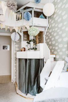 my scandinavian home: Karolina Modig's Beautifully Creative Stockholm Home