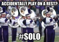 Marching Band and Concert Band Problems. Band Nerd, Band Puns, Band Jokes, Band Mom, Love Band, Marching Band Problems, Marching Band Memes, Flute Problems, Orchestra Problems