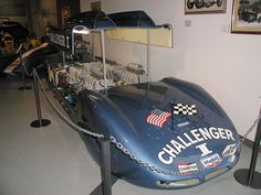Mickey Thompson's Challenger I ... from; SALT LAKE & DRAGSTER!! in 1:1 Cars and Trucks Forum