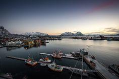 Svolvær, Norway theworldandmoore.com