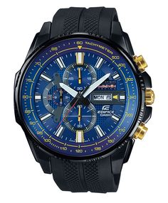 b2ad55404ab1 Casio Watch Edifice Red Bull Limited Edition Chronograph D EFR-549RBP-2AER  Watch
