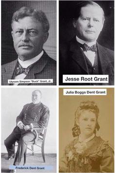 US Grant's children American Presidents, American Civil War, American History, Galena Illinois, Ulysses S Grant, Military Careers, Great Novels, Civil War Photos, Before Us