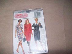 Burda Dress, burda Sewing Pattern 4427 by vintagecitypast on Etsy