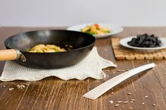 Leis Wood Cooking and Serving Utensils by Gigodesign in home furnishings  Category