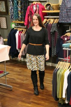"Our Godalming team at their in store event ""It´s not what you wear¸ It´s how you wear it"" showcasing ""How to style an outfit to compliment your age¸ height and size."" On 25th September"