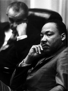 """In the end, we will remember not the words of our enemies, but the silence of our friends."" -- Martin Luther King Jr."