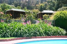 Manor Fest Mountain Cabins - Manor Fest Mountain Cabins is located in beautiful Hout Bay and offers four very charming self-catering log cabins. They have private patios with furniture and braai areas, ensuring guests have their privacy. ... #weekendgetaways #houtbay #southafrica
