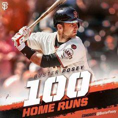 Buster Posey  Career Home Runs