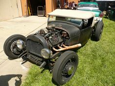 model a roadster pickup rat rod - Google Search