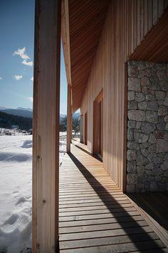 Gallery of 6x11 Alpine hut / OFIS arhitekti - 10